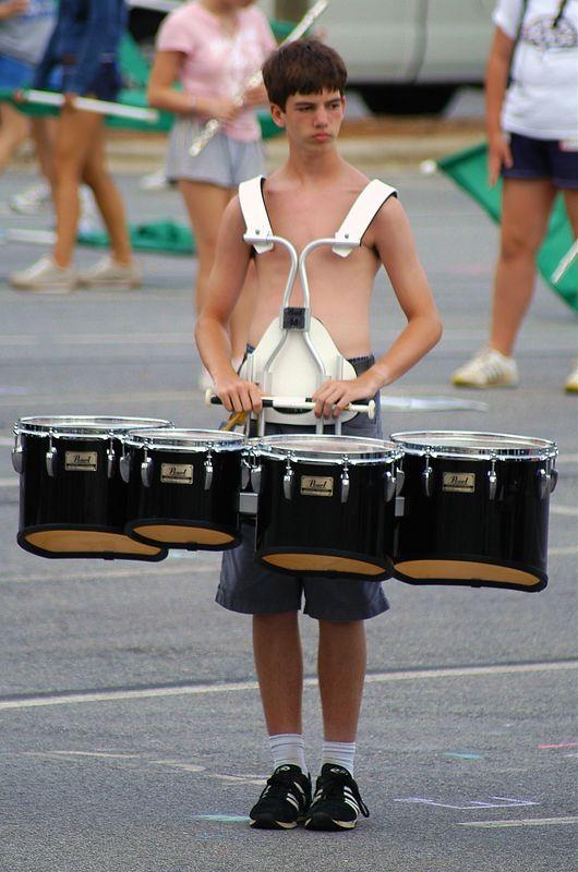 2003-07-30: Band Camp (Day 8)