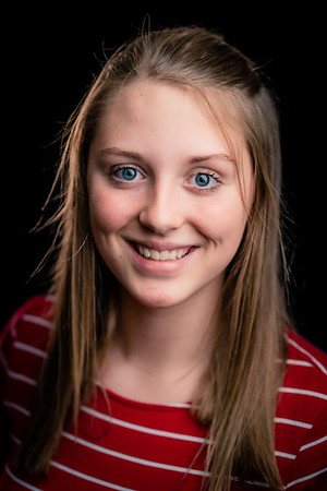 Logan 12th Young Women's Headshots