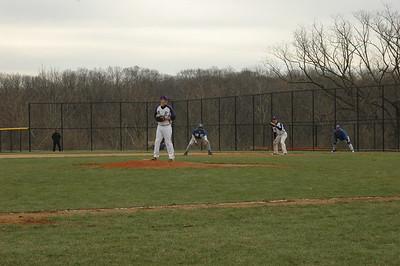 2015 Varsity Baseball vs. Anthony Wayne