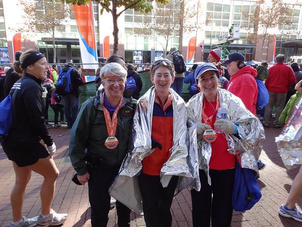 Columbus Half Marathon 2012