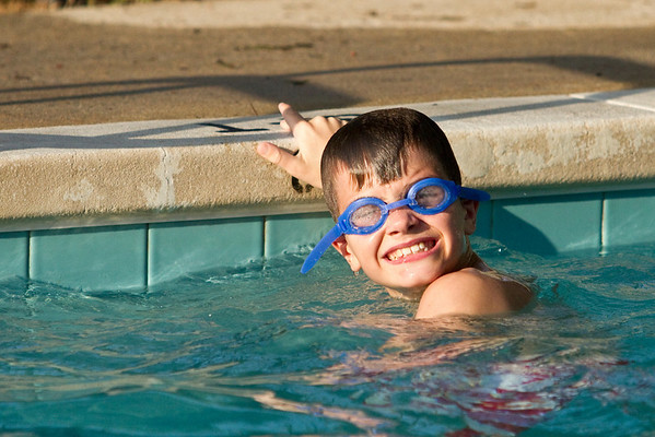 Ira-Swimming