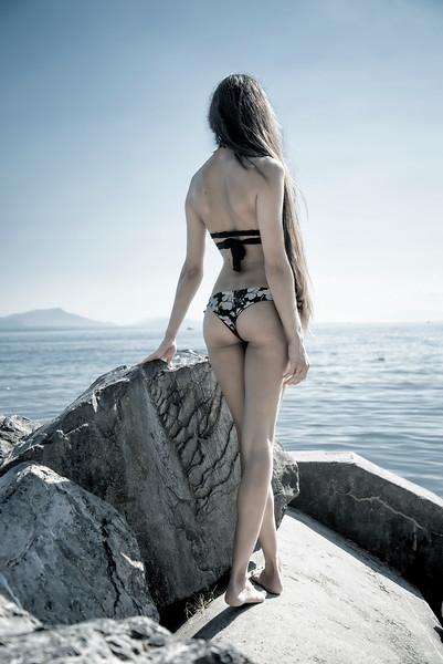 Nadine in Summer