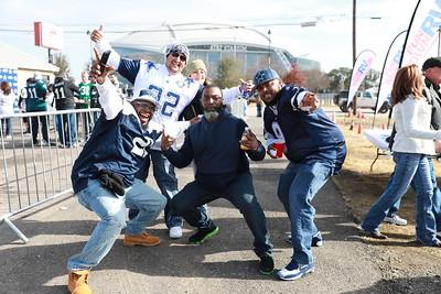 2018 Philadelphia Eagles at Cowboys Tailgate