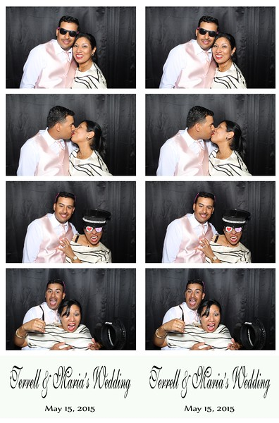 Terrell & Maria's Wedding May 15, 2015