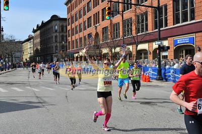 25K Post Race - 2014 Fifth Third River Bank Run