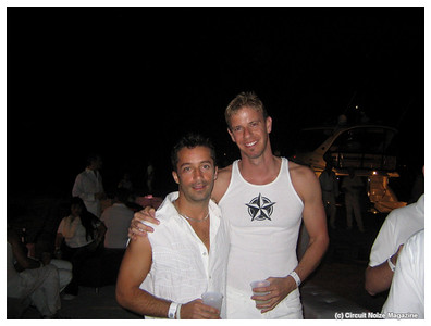Miami White Party at Vizcaya