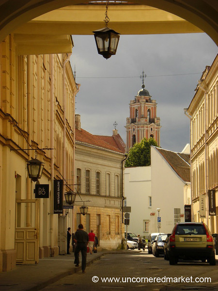 Vilnius Old Town - Lithuania