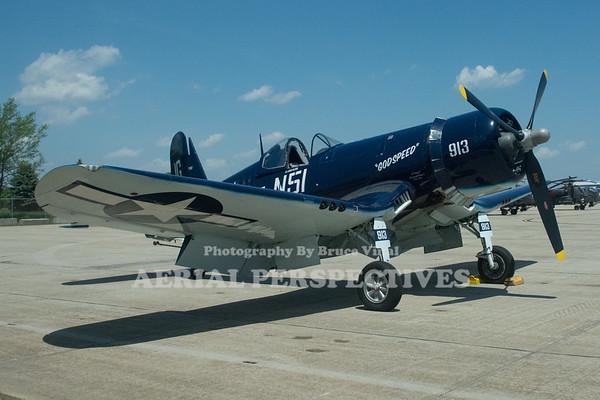 FG-1D Corsair - Mark Murphy