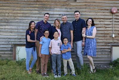 Clark Family {2019}