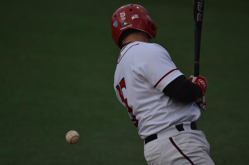 Runnin' Bulldog Baseball Team takes on Wofford.