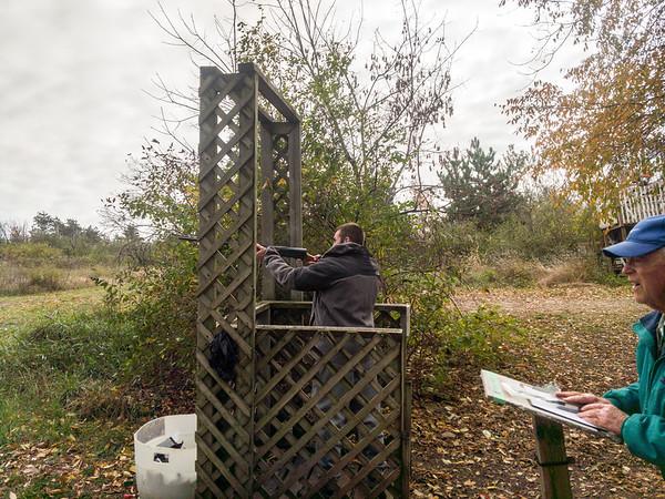 Ash Trap Shooting Outing