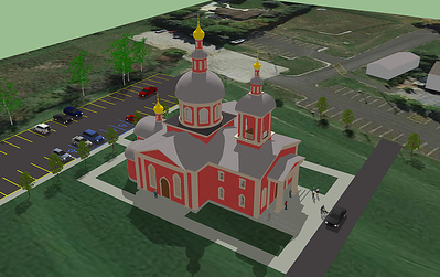 New Church Design