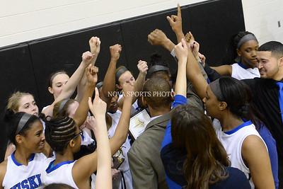 Girls Basketball: 2014 Conference 14 Championship, Freedom vs. Tuscarora 2.24.15