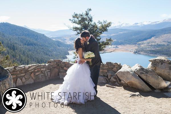 Sapphire Point Wedding, Lake Dillon, Spence