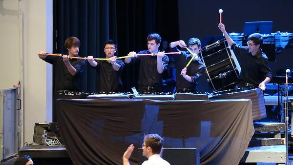 Percussion Show 5/6/2017