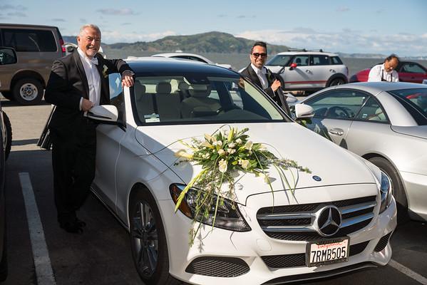 Harry and Amir - wedding
