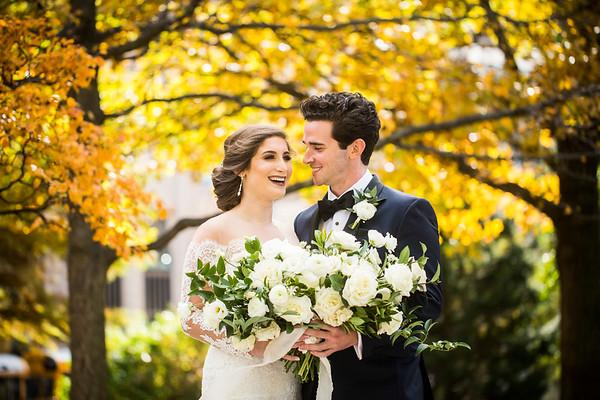 Alyssa + Tom: Wedding