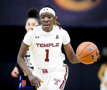 Temple Women's Basketball Vs. Tulsa
