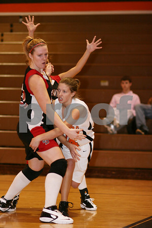 Clearwater Homecoming Varsity Girls vs. Greenville 01-24-08