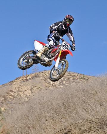 Piru Motocross Park  12/09/07
