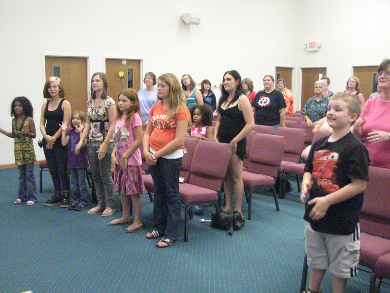 MI, First Nazarene VBS, Bay City MI, Aug 2010 004.JPG