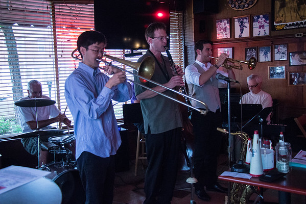 Marge's Bar Band - June 11, 2015
