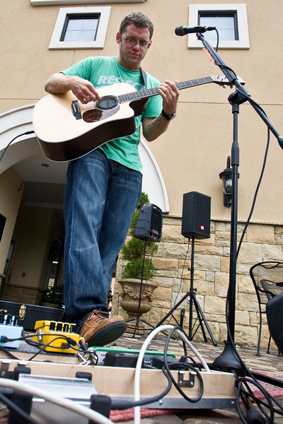 Judson of Charlotte performs at Fall Fun Fest.  judsonmusic.com for more info.