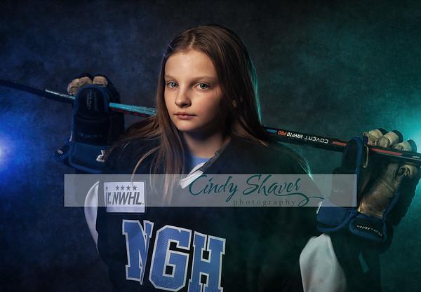 Lauren Nashville Girls Hockey