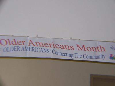 Vance Co. Senior Center Memorial Day Kick Off