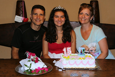 Christina's 15th B-Day Orlando