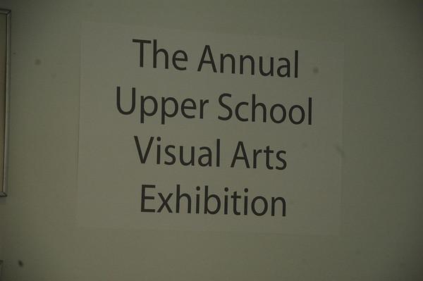 Upper School Arts Gallery