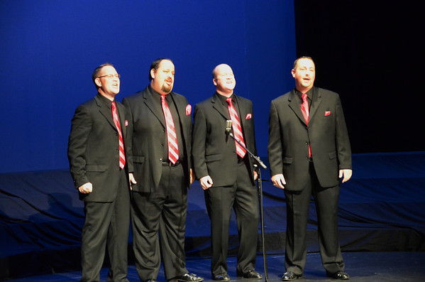 2013 Dixie District Fall Barbershop Competition