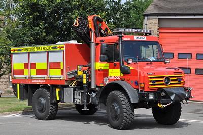 Derbyshire Fire & Rescue Service