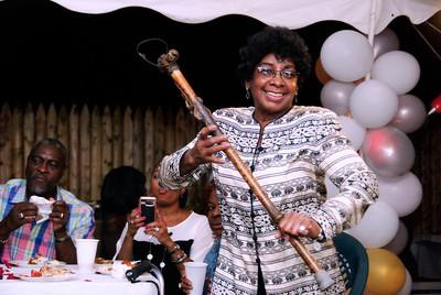 Joan's Surprised 75th Birthday
