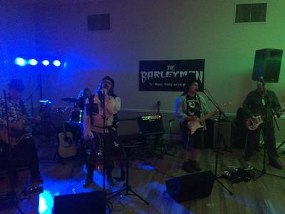 The Barleymen 2016