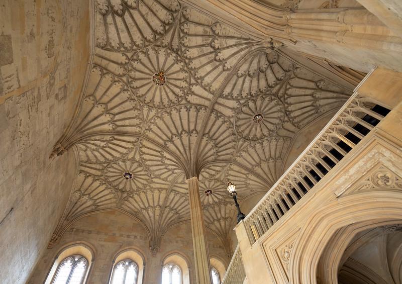 Christ Church, Oxford (Aug 2021)