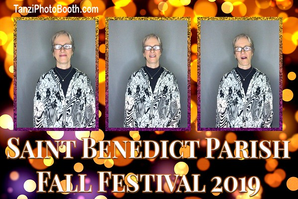 St. Benedict Fall Festival - 2019
