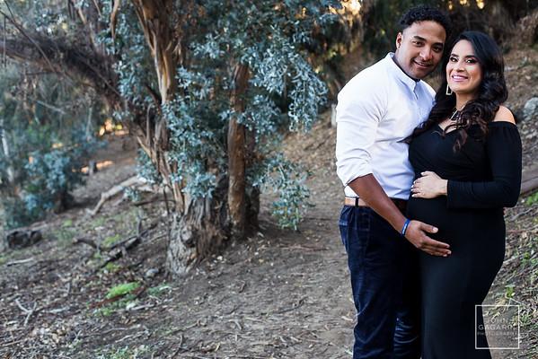 Lisset & Anrique Plasencia Maternity 12.2.18