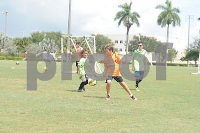 Simply Soccer 7/18 thru 7/22, 2016