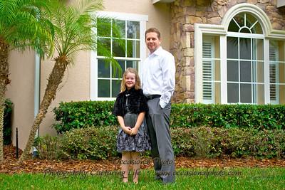 Harder Family, December 11, 2011