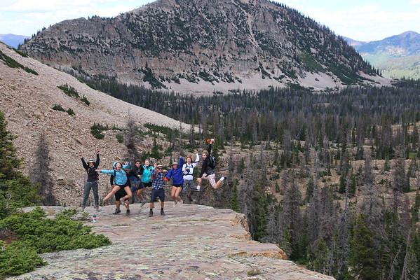 Hike Uintas 2015 - Nate Furman