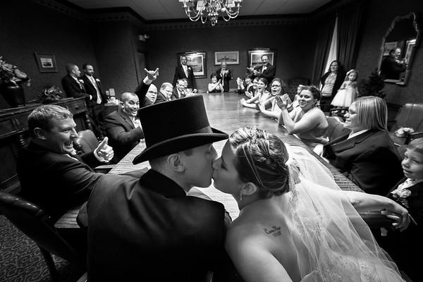 Vest Wedding at the Truman Hotel - Jefferson City, MO Wedding Photographer