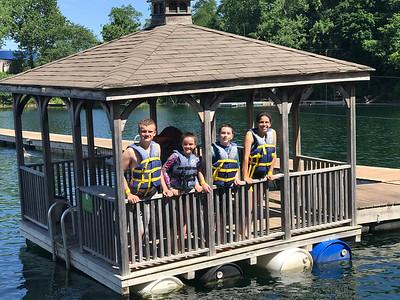 Trip to Brownstone Waterpark!