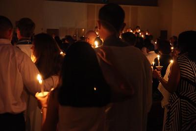 2014 Easter Vigil Mass (Group1)