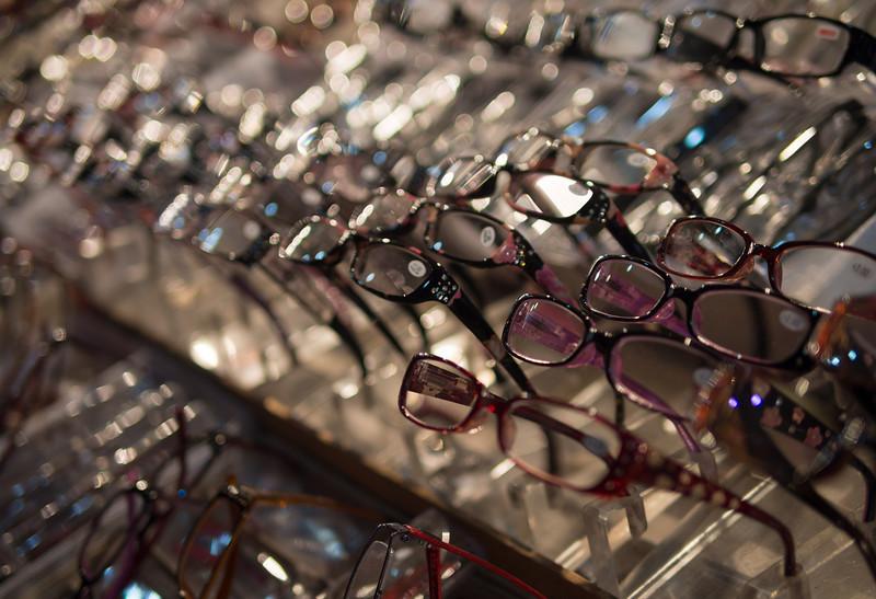 Glittering. Namdaemun market.