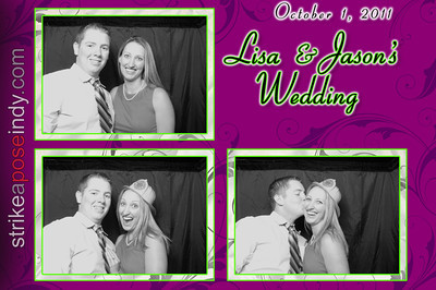 Lisa & Jason's Wedding