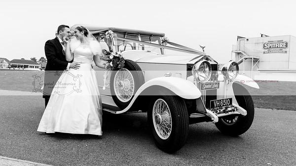 Vicki & Tom wedding