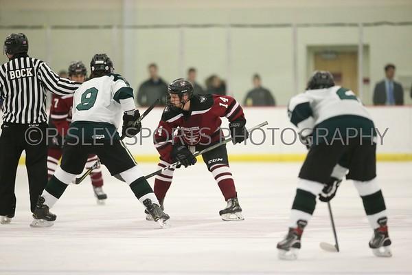 Boys Varsity Hockey vs. Brooks- December 11, 2019