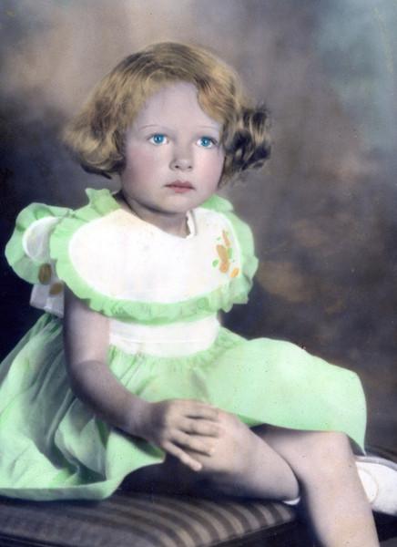 Circa: 1933, Dolores Rausch