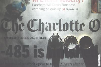 The Charlotte City Club - Vanja + Brandon - Six Hearts Photography